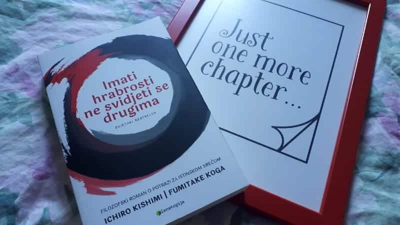 Recenzija knjige: Imati hrabrosti ne svidjeti se drugima