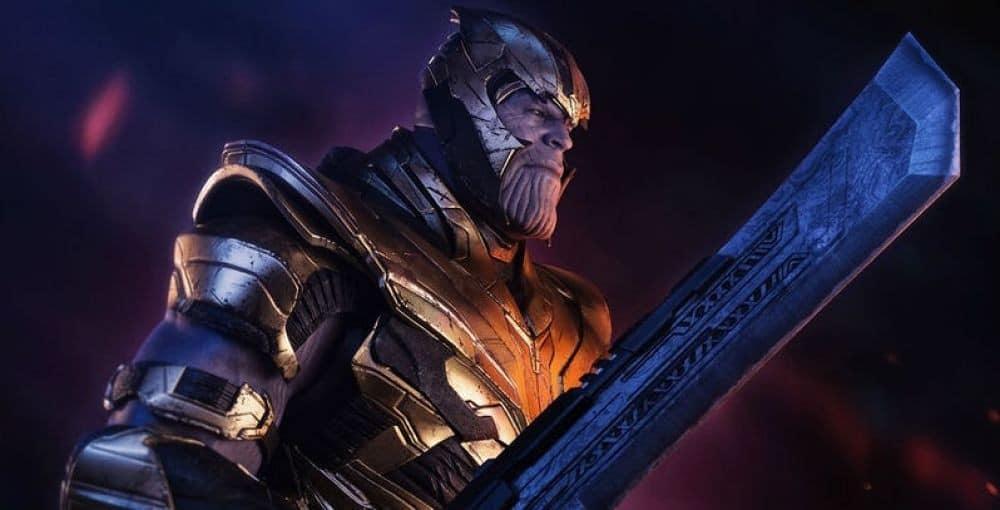 Da, Thanosov Endgame mač je jači od Vibraniuma!