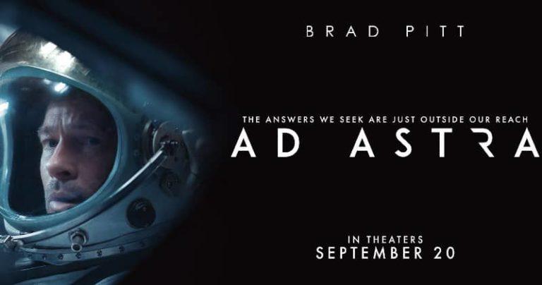 Recenzija: Ad Astra (2019)