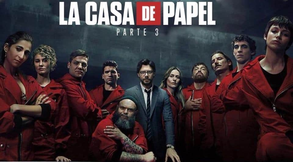 Recenzija: Money Heist (sezona 3)