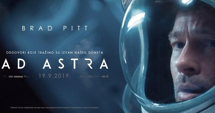 Trailer: Ad Astra (2019)