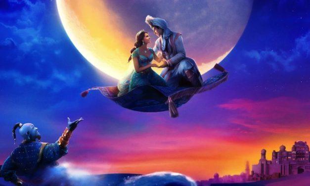 'Aladdin' otkrivena izbrisana scene u kojoj je duet između Naomi Scott & Mena Massoud [video u članku]