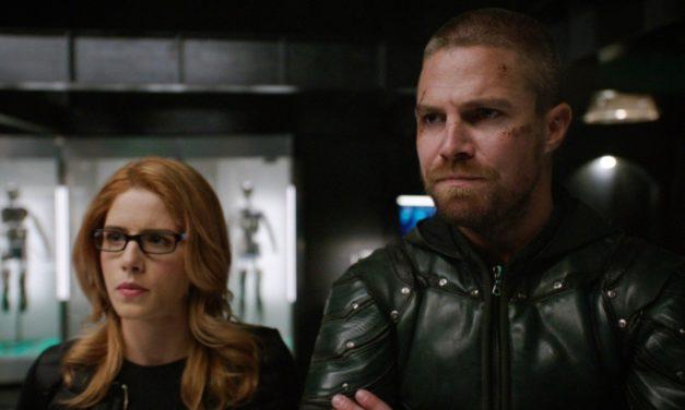 Arrow, sezona 7: Izbrisana dirljiva scena sa Oliverom i Felicity