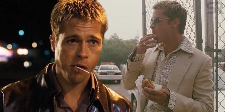 Zašto Brad Pitt uvijek jede u svojim filmovima?