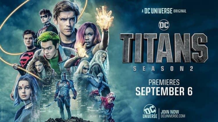 'Titans' sezona 2 - otkriven sinopsis i novi odlični poster