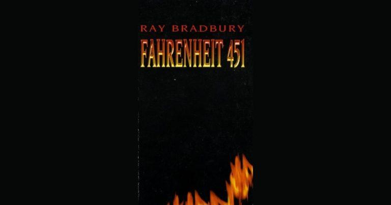 Recenzija knjige: Fahrenheit 451