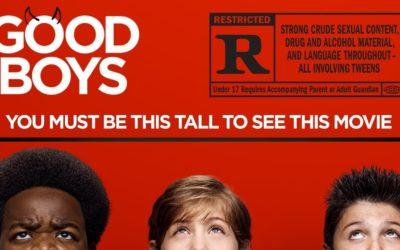 Recenzija: Good Boys (Dobri dečki, 2019)