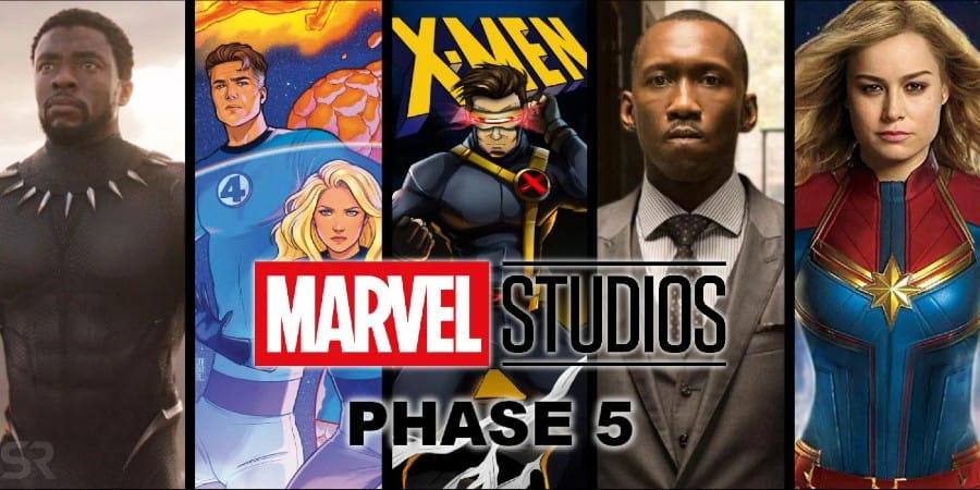 Marvelova Faza 5 raspored iz snova koji bi mogao biti objavljen na D23 [ovog vikenda]