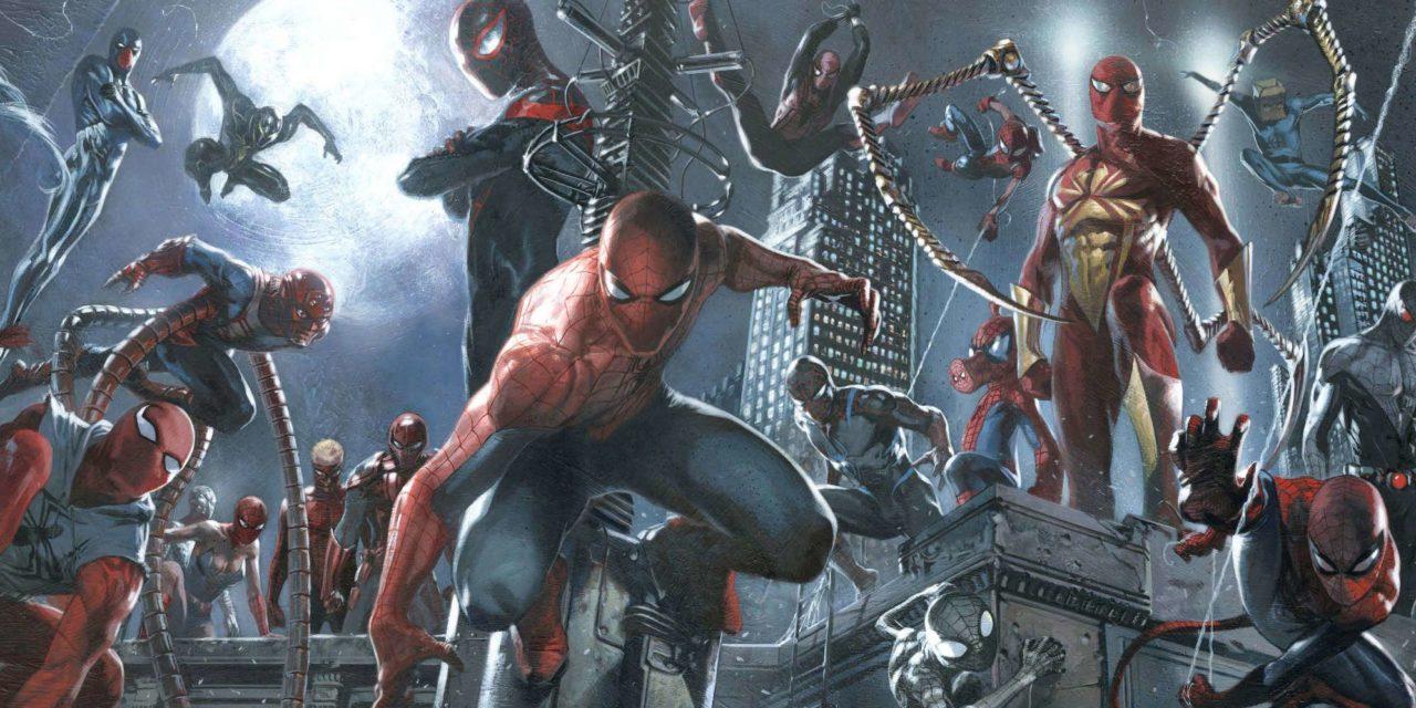 TV serije o skupini Spider-Man likova u razvoju