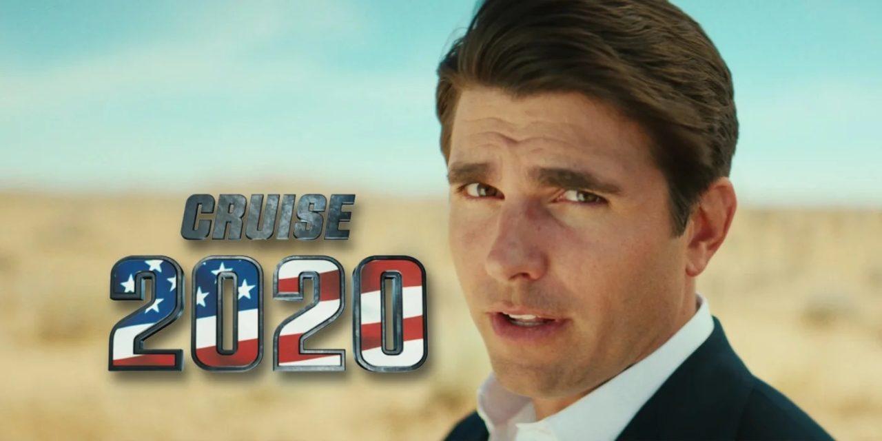 Ovaj urnebesni video će vas gotovo uvjeriti da se Tom Cruise kandidira za predsjednika 2020. godine