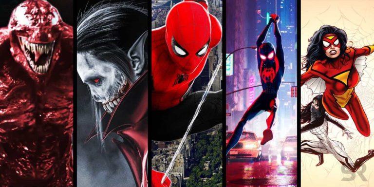 Svi Spider-Man filmovi koje Sony ima u razvoju nakon 'razvoda' s Marvelom