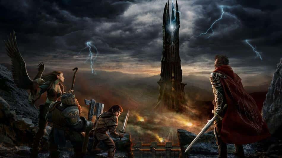 Amazonovoj Lord of the Rings TV seriji zabranjeno je raditi određene promjene