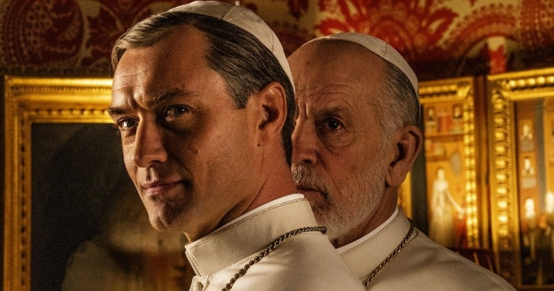 Trailer: The New Pope (2019-)