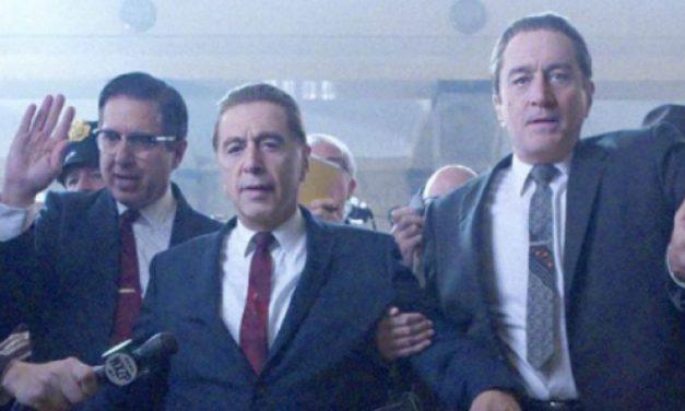 Netflix objavio datum izlaska za Martin Scorseseov 'The Irishman'