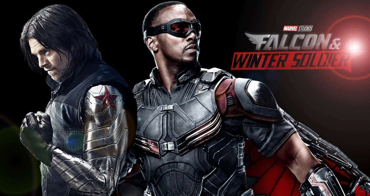 Novi detalji o seriji Falcon and the Winter Soldier - Anthony Mackie kaže da neće biti novi Kapetan Amerika!