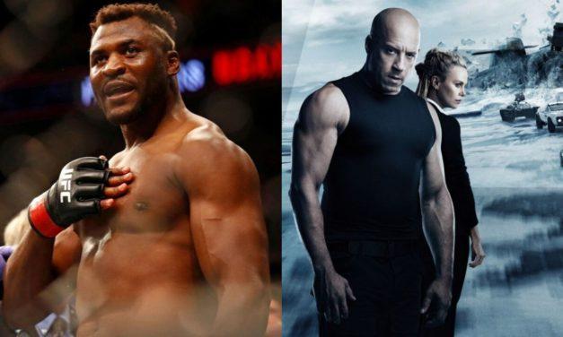UFC borac Francis Ngannou će imati glumački debi u 'Fast & Furious 9'