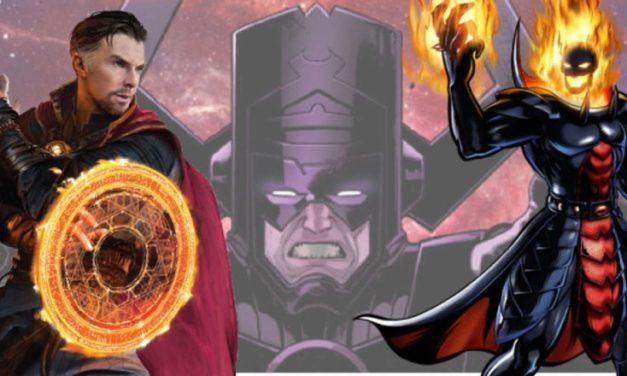 Doctor Strange 2 je savršeno mjesto za predstaviti Galactusa