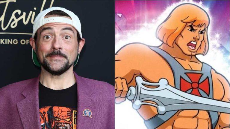 Kevin Smith izrađuje novu He-Man animiranu seriju