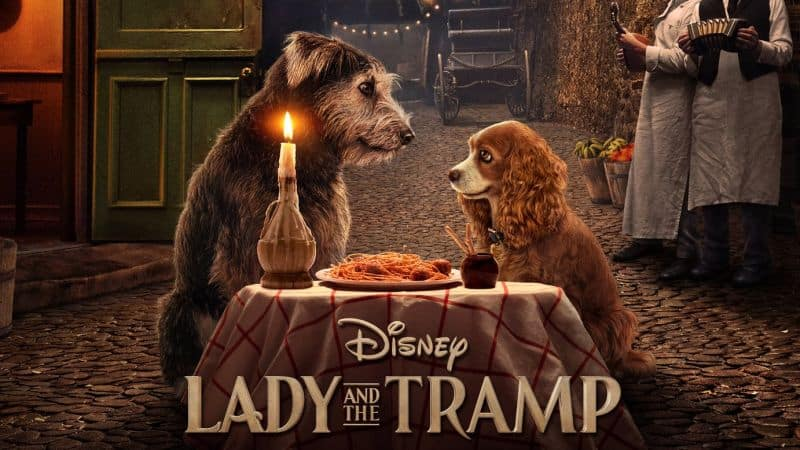 Trailer: Lady and the Tramp (2019)