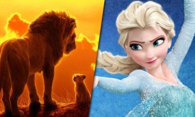 The Lion King prestigao Frozen i postao animirani film s najvećom zaradom u povijesti