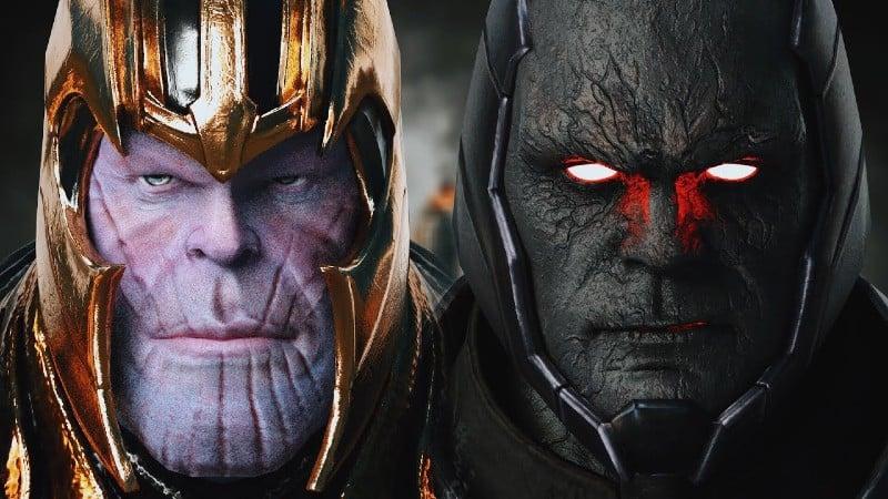 Fanovi se putem Twittera prepiru oko toga može li Thanos pobijediti Darkseida
