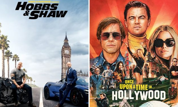 Hobbs & Shaw pojeo Quentin Tarantina na kino blagajnama