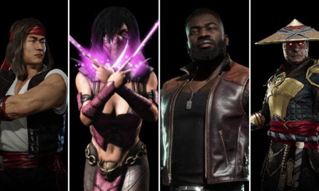 Mortal Kombat – potvrđeno petero glumaca, donosimo slike kako bi mogli izgledati u filmu [opako]
