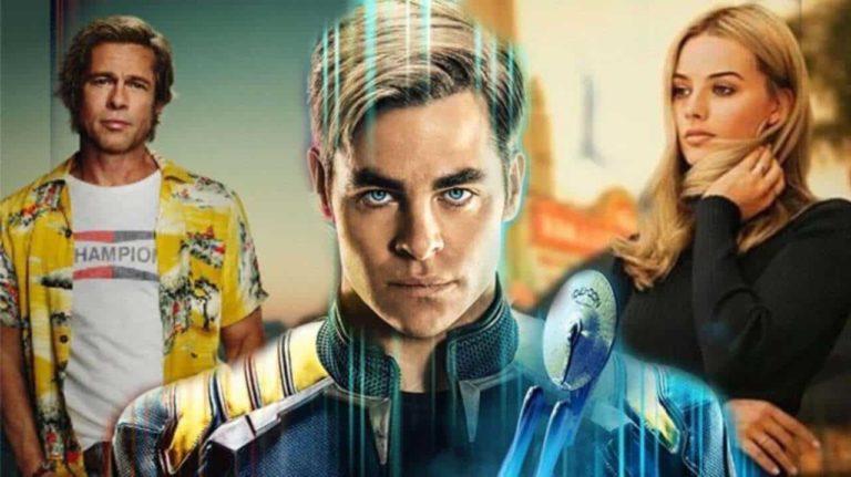 Star Trek: Brad Pitt i Margot Robbie žele biti u Quentin Tarantinovom filmu
