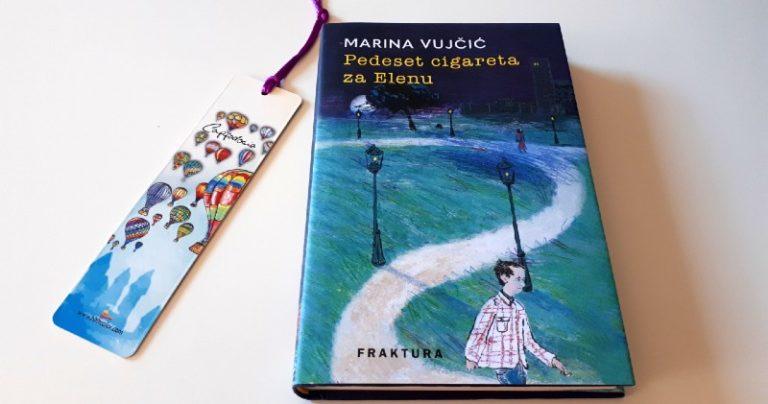 Recenzija knjige: Pedeset cigareta za Elenu