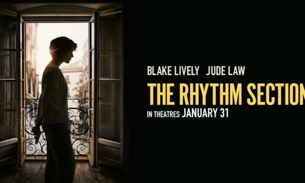 Trailer: The Rhythm Section (2019)