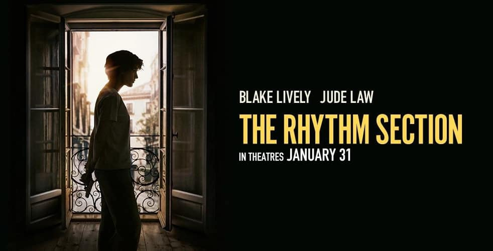 Trailer: The Rhythm Section (2019)