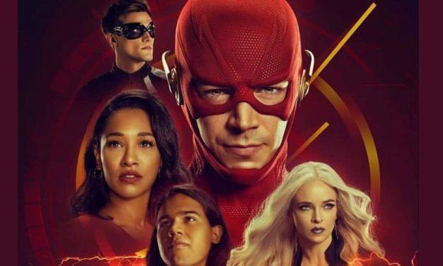 Trailer: The Flash (2014-), Sezona 6