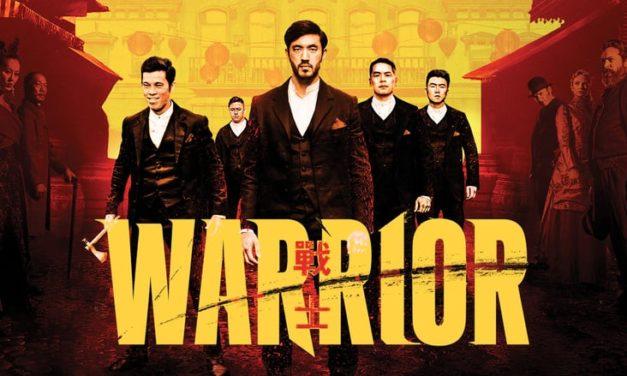 Recenzija: Warrior (2019–)