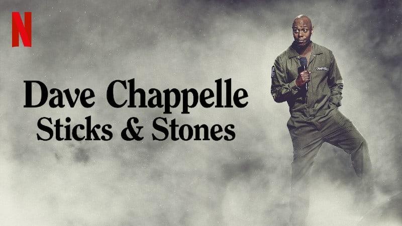Recenzija: Dave Chappelle: Sticks & Stones (2019)