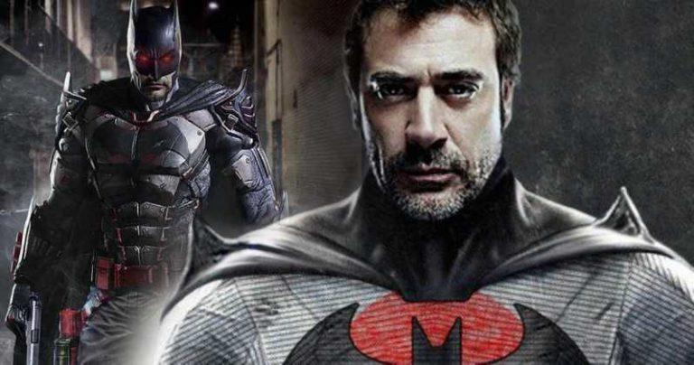 Jeffrey Dean Morgan i dalje želi glumiti Flashpoint Batmana