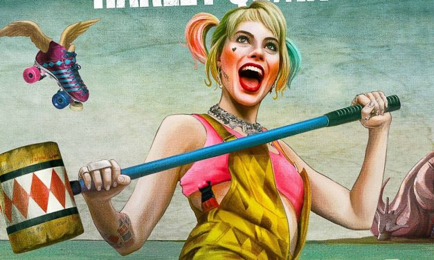 DC otkrio postere likova za 'Birds of Prey'