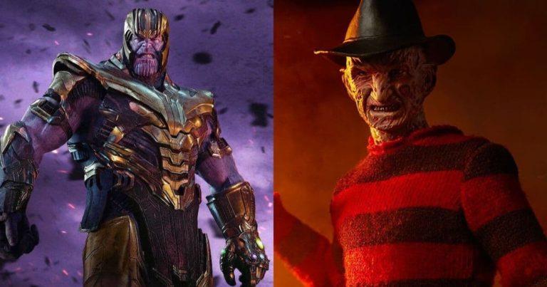 Thanos postaje Freddy Krueger u Titan on Elm Street odličnoj i zastrašujućoj Fanovskoj slici