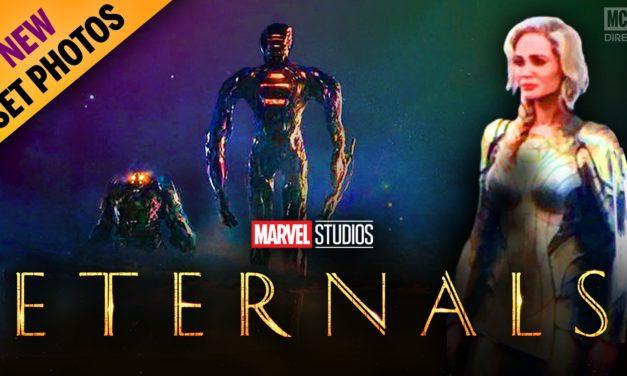 'The Eternals' službeno započelo snimanje; stigle prve fotografije sa seta i pogled na Angelinu Jolie