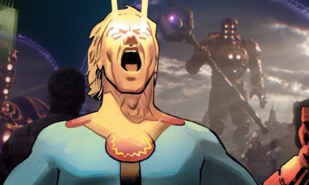 The Eternals Slika sa Seta Otkriva Scenu iz Marvelove Prošlosti [Camelot?]