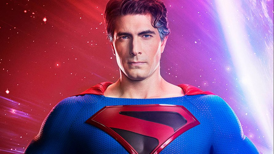 Brandon Routh Postaje Superman za Arrowverse u Dvije Nove slike [Ispred i iza Kulisa]