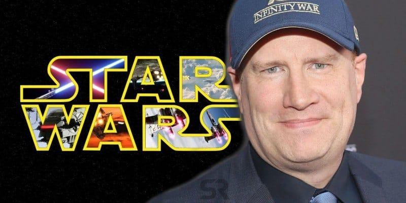 Marvel Studios Predsjednik Kevin Feige pravi Novi Star Wars Film za Disney