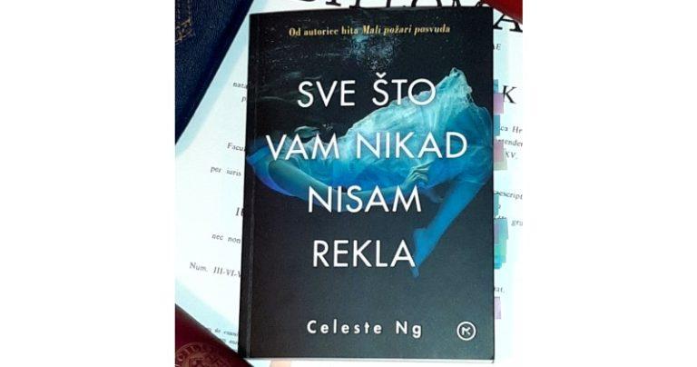 Recenzija knjige: Sve što vam nikad nisam rekla
