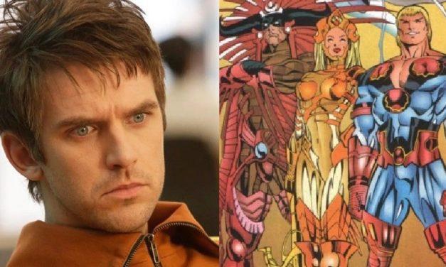 Marvel 'The Eternals' Slika glumačke postave sugerira da 'Legion' Zvijezda Dan Stevens ima ulogu u Filmu