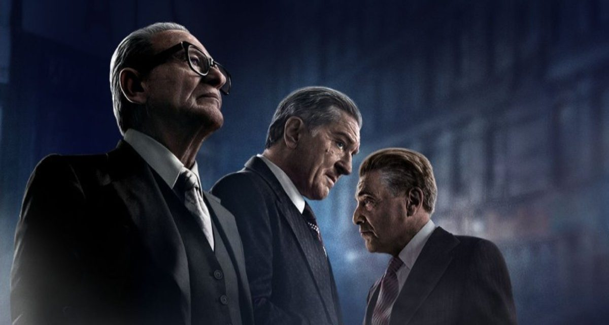 Recenzija: The Irishman (Irac, 2019)