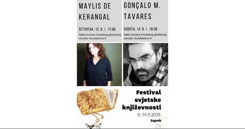 Vuković & Runjić na Festivalu Svjetske Književnosti - Najava knjige Putovanje u Indiju