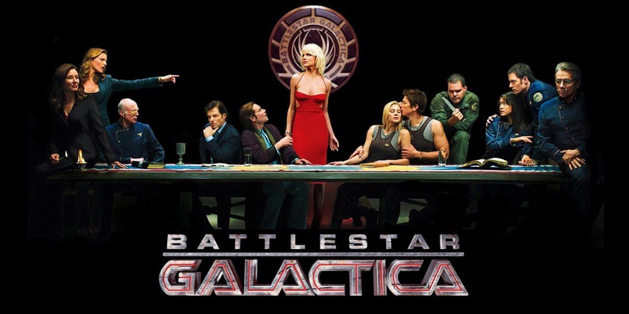 Battlestar Galactica Reboot u izradi