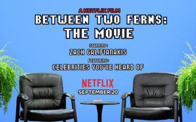 Recenzija: Between Two Ferns: The Movie (2019)