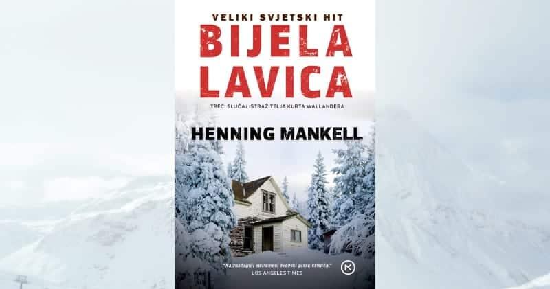 Novi slučaj istražitelja Kurta Wallandera iz pera najuspješnijeg švedskog pisca kriminalističkih romana svih vremena