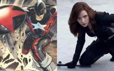 Marvelov Black Widow Film koristi jednu od najboljih priča Captain Americe