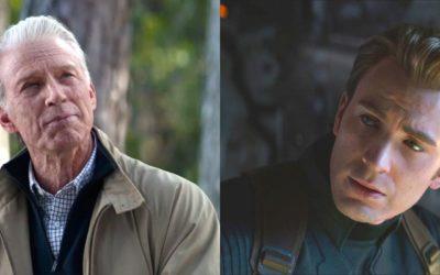 Marvel otkriva koliko je Captain America bio star u posljednjoj sceni Avengers: Endgame filma